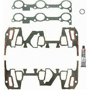 Ms90562 Felpro Set Intake Manifold Gaskets New For Chevy Olds Cutlass Grand Prix