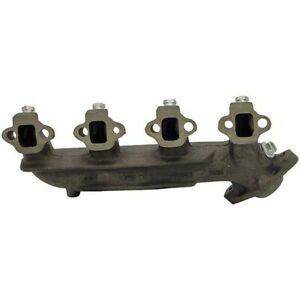 674 166 Dorman Exhaust Manifold Kit Passenger Right Side New For Econoline Van