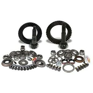 Ygk002 Yukon Gear Axle Ring And Pinion Front Rear New For Jeep Wrangler 87 95