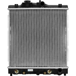 2601 Csf Radiator New For Civic Honda Del Sol Acura El 1997 2000