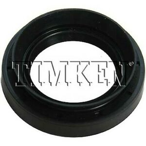4901 Timken Output Shaft Seal Front Driver Or Passenger Side New For Civic Rh Lh