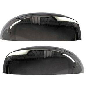 Set rb959002 Dorman Mirror Covers Set Of 2 Driver Passenger Side New Pair
