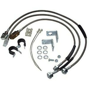 Rt31015 Rt Off road Kit Brake Line Front Rear New For Jeep Grand Cherokee