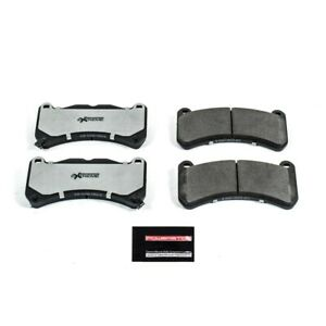 Z26 1365 Powerstop 2 wheel Set Brake Pad Sets Front New For Ford Mustang Is F