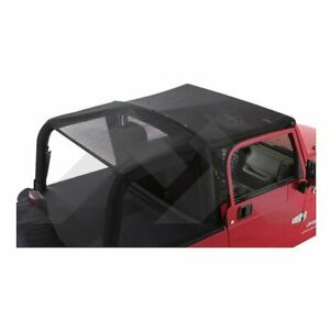 Cb10011 Rt Off road Summer Top New For Jeep Wrangler 1992 1995