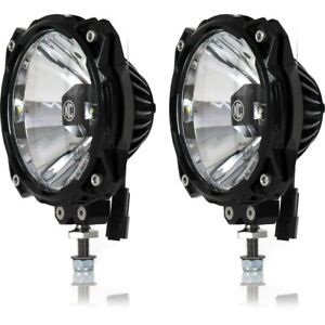 91305 Kc Hilites Set Of 2 Offroad Lights New Pair