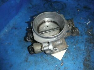 350 Chevrolet Vortec Engine Throttle Body 98166 W Yellow Spring