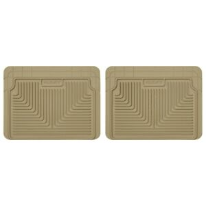 52023 Husky Liners Floor Mats New Tan For Chevy 61 Special De Ville Avalanche