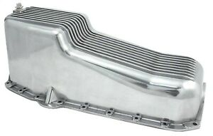 For 1955 1979 Chevrolet Corvette Oil Pan