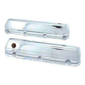 For 1968 1978 Lincoln Continental Valve Cover Set Chrome