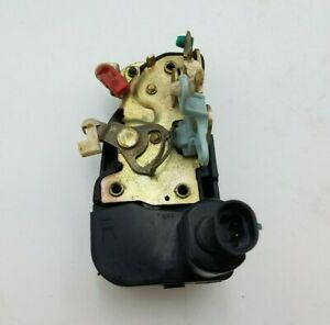 2000 Dodge Caravan Rh Right Passenger Front Door Lock Actuator Factory Stock Oem