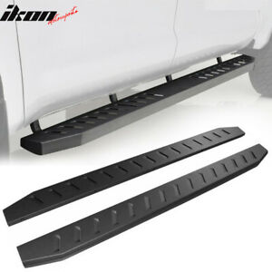 Fits 15 18 Chevy Colorado Gmc Canyon 5 In Raptor Side Step Bar Running Boards