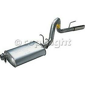 19391 Dynomax Exhaust System New For Jeep Wrangler 2000 2006