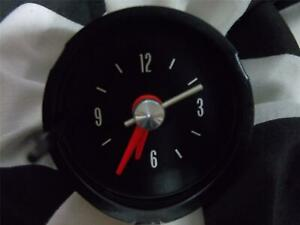 1967 Oldsmobile Cutlass Tachometer Clock