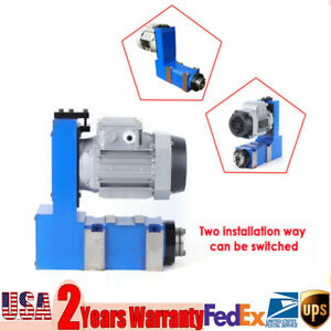Bt30 Drilling Spindle Unit Power Head 8000 Rpm For Cnc Milling Drill Machine Usa