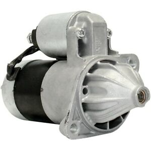 16939n Quality built Starter New For 2000 Ram 50 Pickup Expo Mitsubishi Eclipse