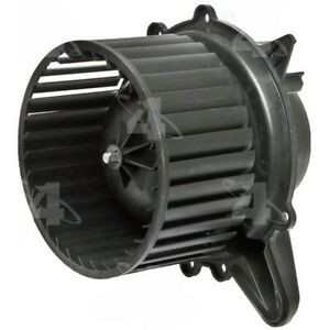 75043 4 Seasons Four Seasons Blower Motor Front New For F150 Truck Ford F 150