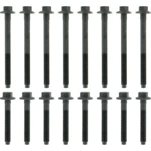 Ahb454 Apex Cylinder Head Bolts Set New For E150 Van E250 F150 Truck Ford F 150