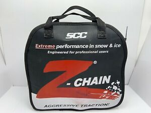 Z Chain Scc Tire Snow Chains Z 579 Aggressive Traction New