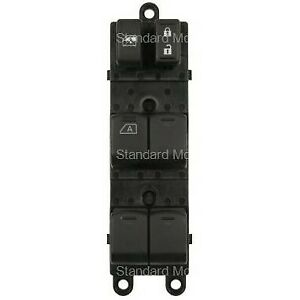 Dws 371 Power Window Switch Front Driver Left Side New Black Lh Hand For Nissan