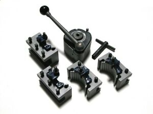 40 Position Quick Change Tool Post Holders Posts 6 13