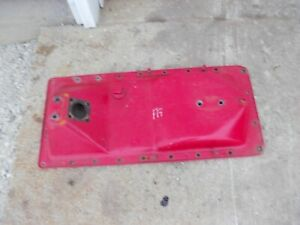 Farmall F14 Tractor Ih Transmission Rear Main Cover Panel Top