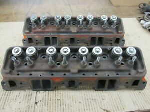1957 Fi Chevy Corvette Sbc 283 Fuel Injection 539 Heads 3731539 L 8 6 L 19 6