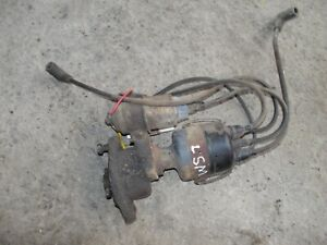 Farmall Ihc Sm Super M Tractor C264 Engine Motor Distributor Drive Assebly