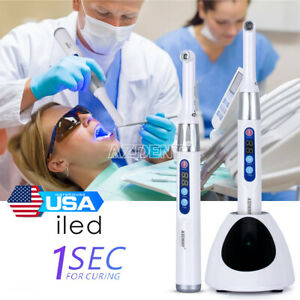 Us Woodpecker Dte Style Iled 2300mw Dental Led Curing Light Lamp 1 Second Curing