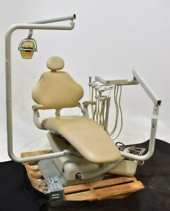 Pelton Crane Sp15 Dental Exam Chair Operatory Set up Package