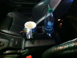 Bmw 5 Series E39 After Market Center Console Cup Holder