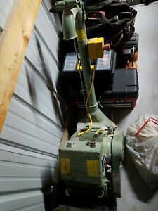 Lagler Hummel 8 Belt Floor Sander Used In Good Working Condition