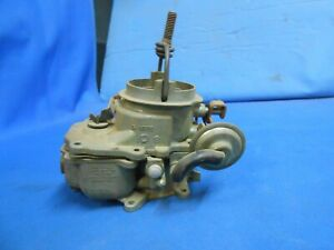 Carter Ball Ball Carburetor 6 1695 Core Parts Chrysler Dodge Plymouth