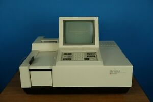 Shimadzu Uv160u Uv visible Spectrophotomer Tested Working Condition Excellent