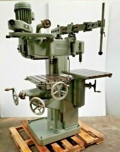 Deckel Universal Pantograph Model Kf1 Engraver Copy Mill Engraving Machine