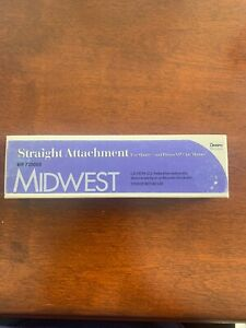 Midwest Straight Attachment For Shorty Rhino Motors New With Box 720005