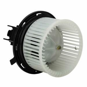 Heater Blower Motor With W Fan Cage For Jeep Wrangler Liberty Abs Plastic