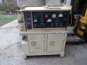 10 Kw Military Diesel Quiet Generator free Shipping