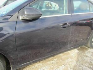 Driver Front Door Vin P 4th Digit Limited Fits 12 16 Cruze 2039858