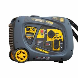 Firman W03381 3300 Watt Whisper Series Portable Inverter Generator W Rv Ou