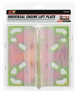 Performance Tool W41034 1 2 Ton 1 000 Lbs Universal Engine Lift Plate