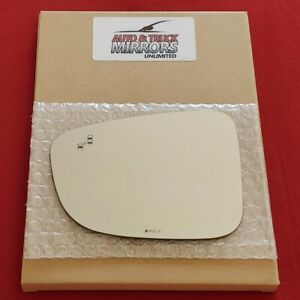Mirror Glass For Mazda 3 6 Driver Side Replacement Blind Spot
