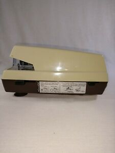 Vintage Panasonic Commercial Electric Stapler as 300 Tested Working
