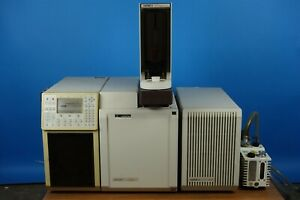 Varian 3800 Gas Chromatograph Saturn Gcms Gc Ms 2000 8200cx Autosampler