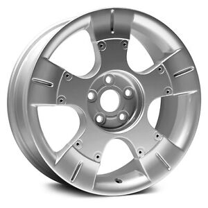 For Lexus Sc430 2002 2010 K Metal 5 Slot Silver 18x8 Alloy Factory Wheel