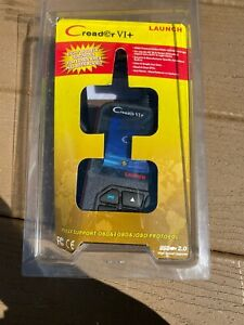 Launch Creader 6 Creader Vi Creader Vi Plus Support Jobd Obd Code Scanner