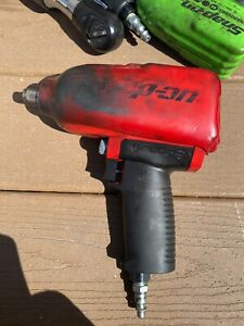 Snap On 1 2 Drive Air Heavy Duty Impact Wrench Mg725