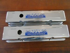Corvette Valve Covers For The 350 Engine
