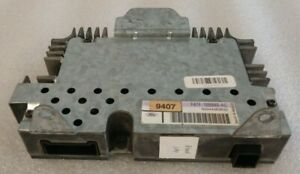 Ford Bronco Amp For Oem Radio Sound System Factory Remanufactured