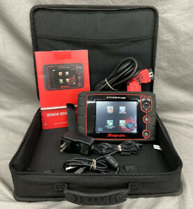 Snap On Ethos Edge Eesc332a Auto Diagnostic Touch Screen Scan Tool Version 17 4
